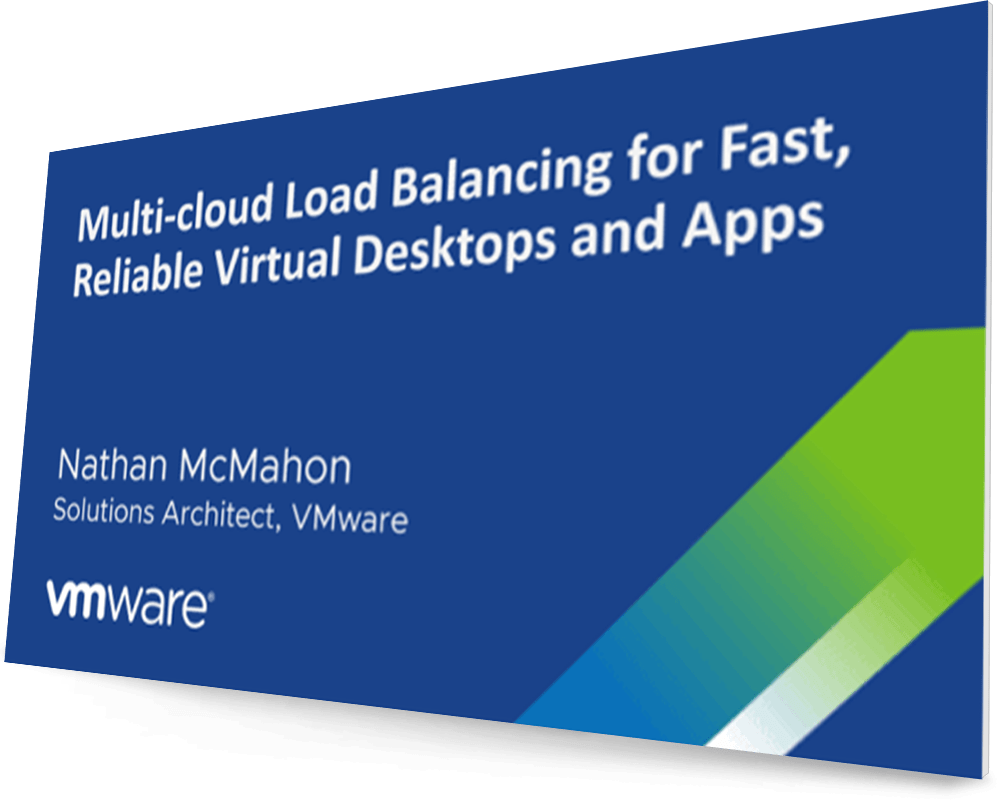 Enabling Remote Workers with Modern VDI